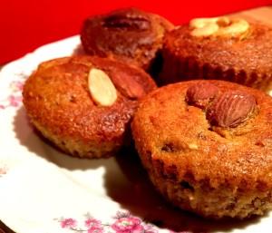 noten-bananen-cakejes